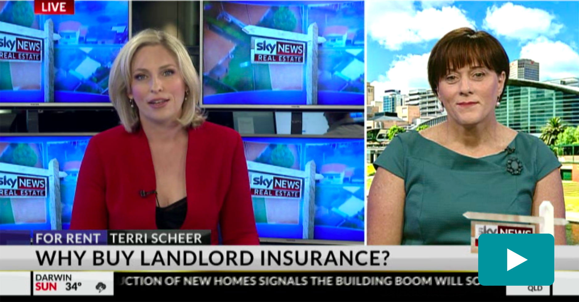 SkyNews Play Real Estate Investar: What is Landlord Insurance?