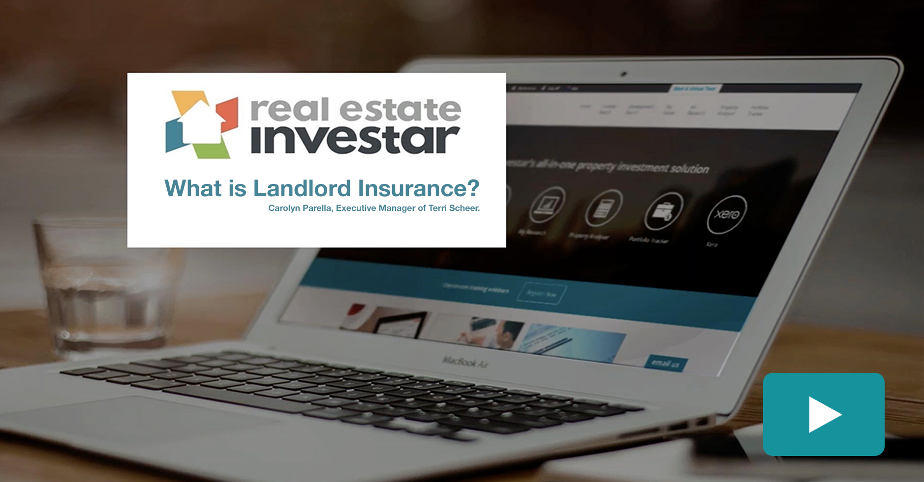 WhatisLandlordInsurance Play World first technology to end rental cash bonds
