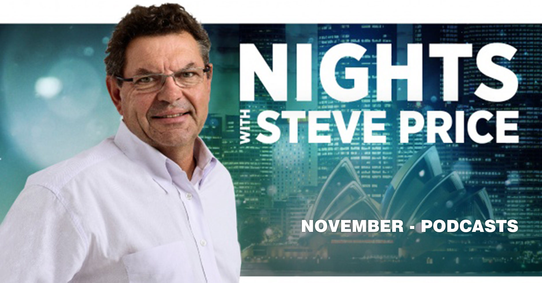 Nights StevePrice Hero November The Informed Investor: December 2017 Podcast