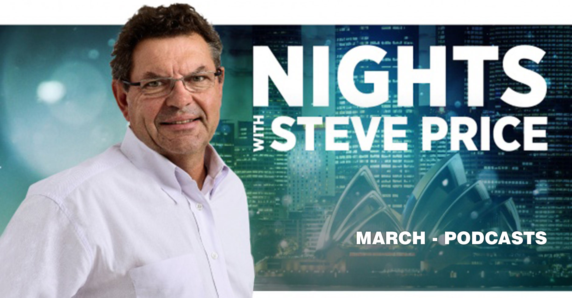 Nights StevePrice Hero March The Informed Investor: April 2018 Podcasts
