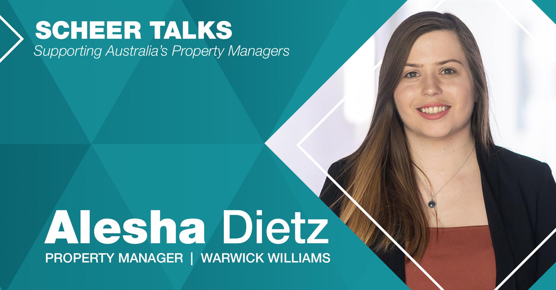 ScheerTalk Alesha Hero Scheer Talks: Protecting your Property